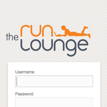 the RunLounge